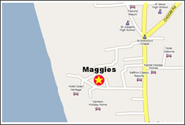 Map to Maggies